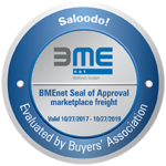 The BME Seal of Approval logo.