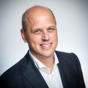 Thomas Grunau, the CEO of Saloodo!.
