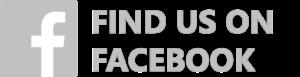 Find us on Facebook symbol.