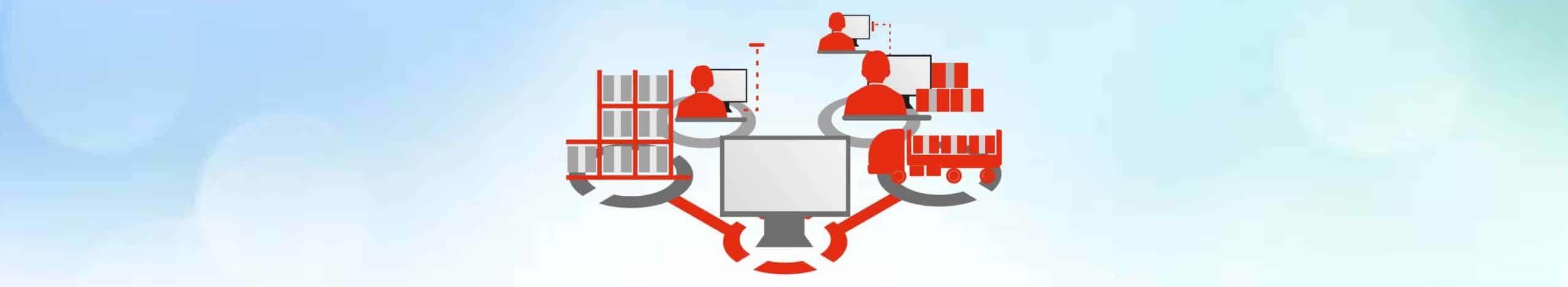 Über Control Tower können Supply Chain Manager die Lieferkette ganzheitlich managen