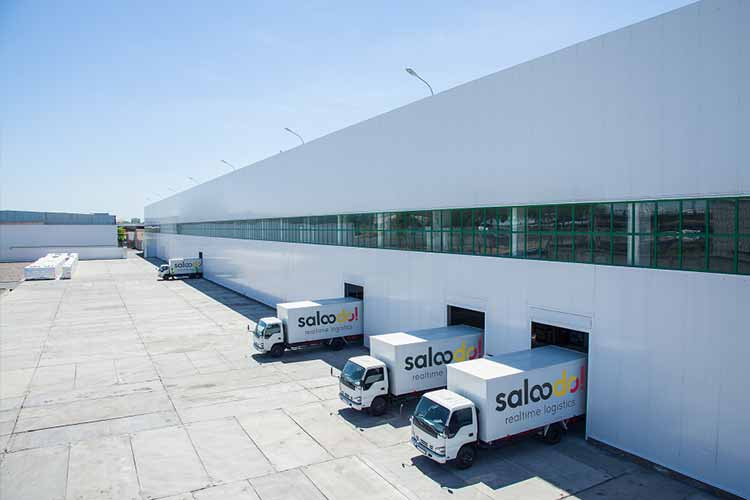 Fixed tariffs for freight forwarders of any size on Saloodo!