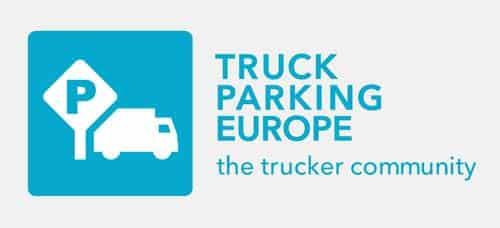 Truck Parking Europe logo.