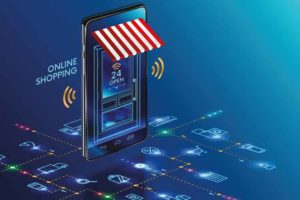 Mobile shopping behaviour is on the rise, with recent data indicating how much consumers spent in retail purchases.