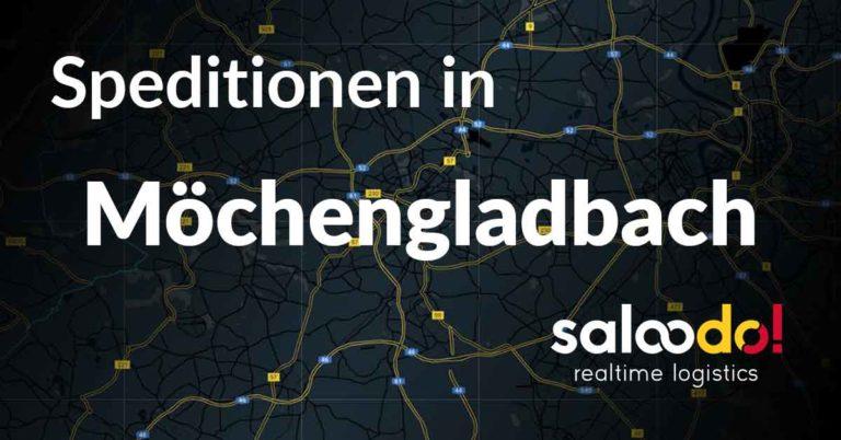 Speditionen in Mönchengladbach