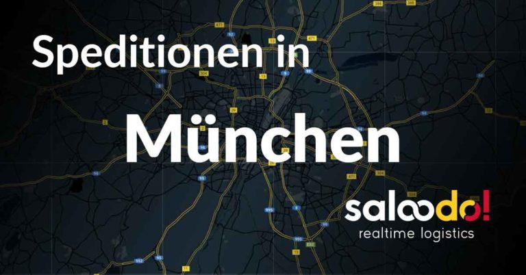 Speditionen in München