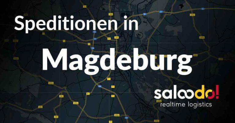 Speditionen in Magdeburg