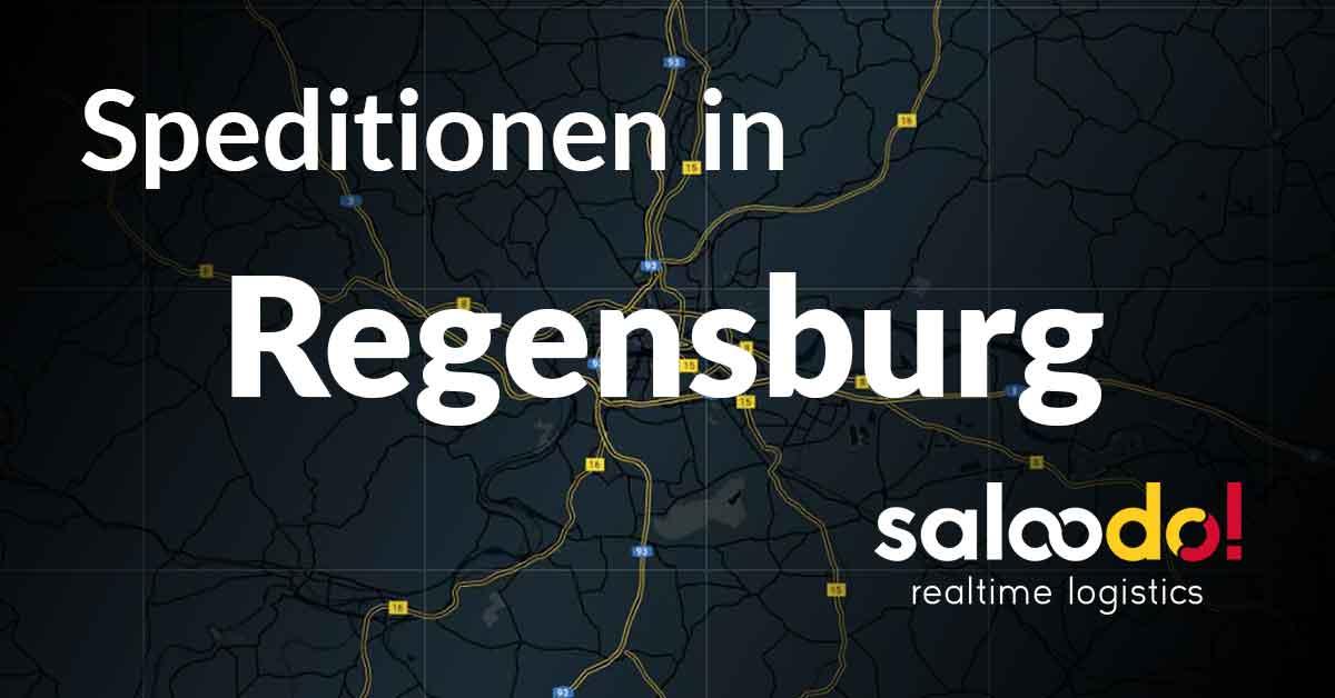 Speditionen in Regensburg