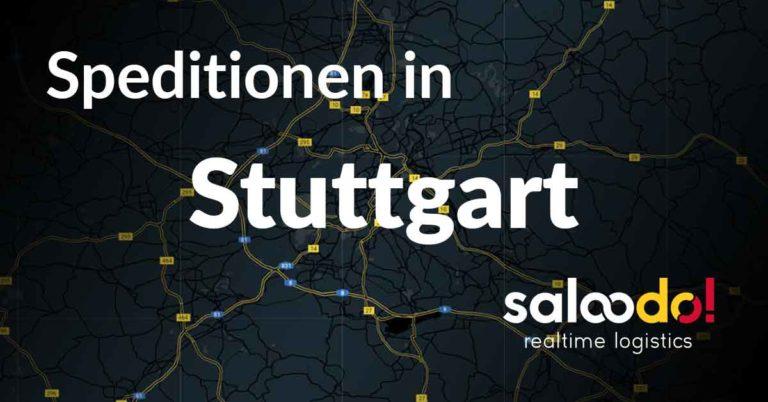 Speditionen in Stuttgart