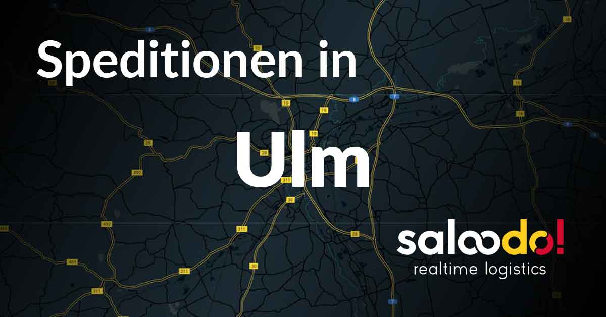 Speditionen in Ulm
