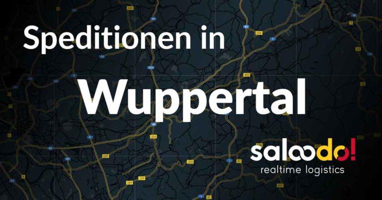 Speditionen in Wuppertal