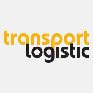 Logo der transport logistik Messe.