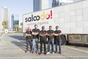 The management of Saloodo! MEA