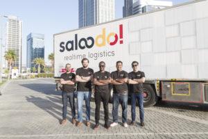 Das Management von Saloodo! in VAE und dem Nahen Osten