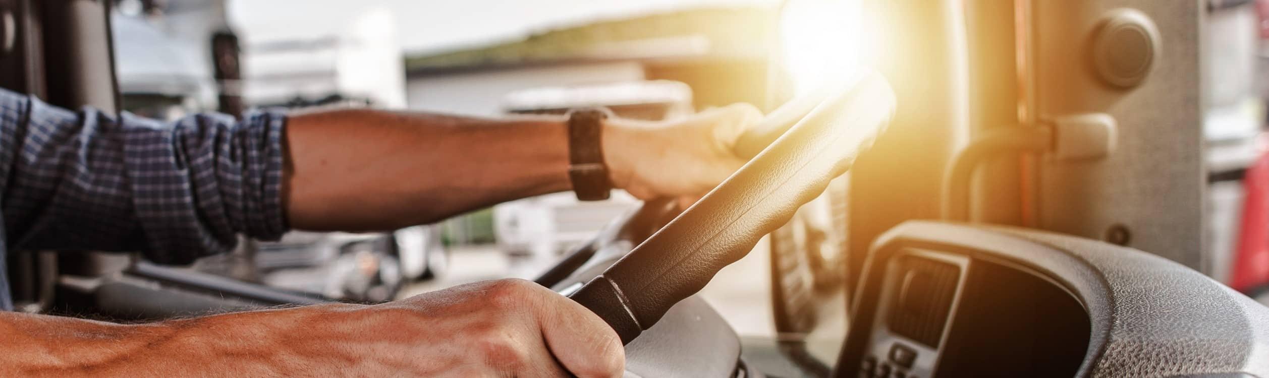 Temperaturen über 30°C: Hitze-Tipps für LKW-Fahrer