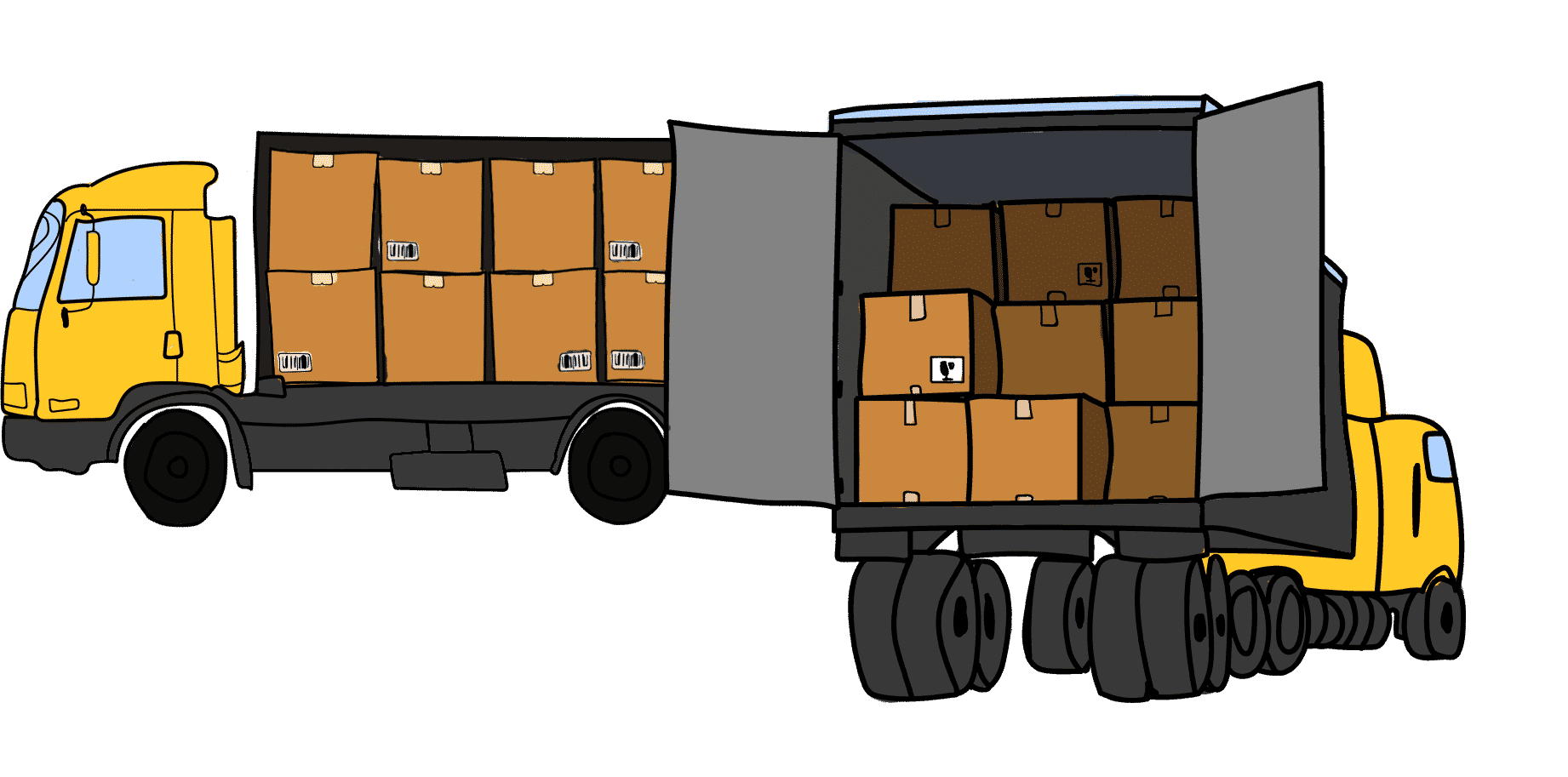 What is Full Container Load? Logistics Terms | Saloodo!