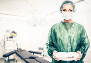 Symbolbild zu Coronavirus Exportverbort für Schutzkleidung
