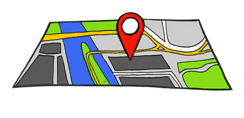 place of destination