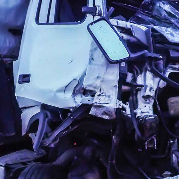 Warum gibt es so viele schwere LKW-Unfälle?