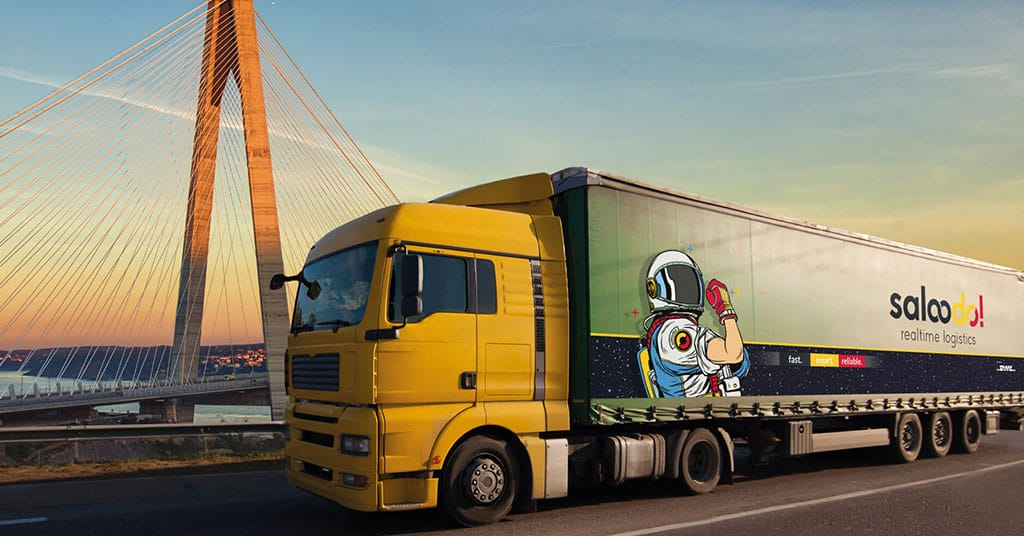 Digital freight platform Saloodo! is expanding to Turkey
