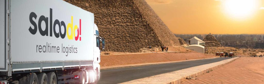 Saloodo! digitizes logistics in Egypt