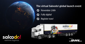 Saloodo! global launch event