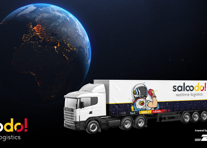 Saloodo! launches digital freight platform globally