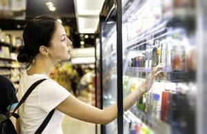 Symbolbild für Artikel zu Lebensmittelhandel und Logistik