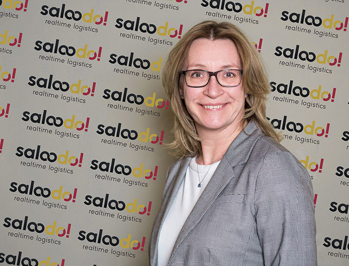 Dr. Antje Huber neue CEO bei Saloodo!