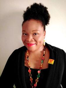 Abena Nkansah (Lead Saloodo! Saudi Arabien)