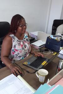 Diane Etame (Lead Saloodo! Kamerun)