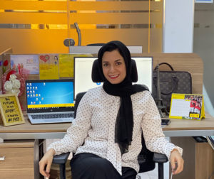 Zine Al-Joudie (Lead Saloodo! Irak)