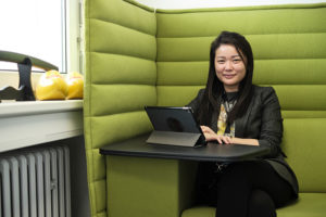 Elaine Tan (Chief Technical Operations)