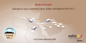 Image of the Saloodo! logistics hubs in Middle East and Africa