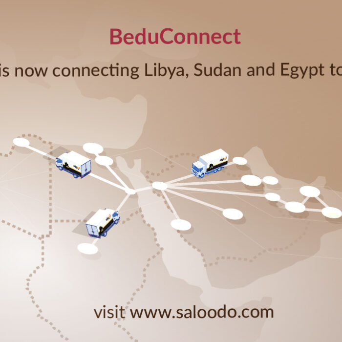 Saloodo! launches with BeduConnect a road freight service between Middle East and Africa