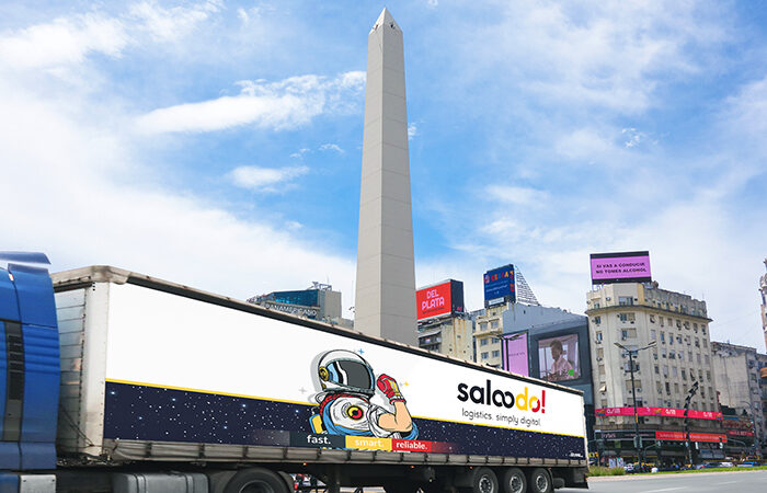 Saloodo! launches in South America