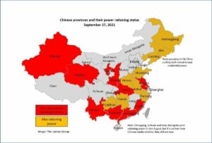 Power crisis in China