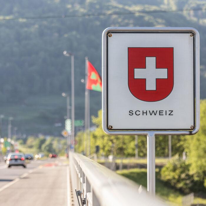Saloodo! bietet Transporte von und nach der Schweiz an