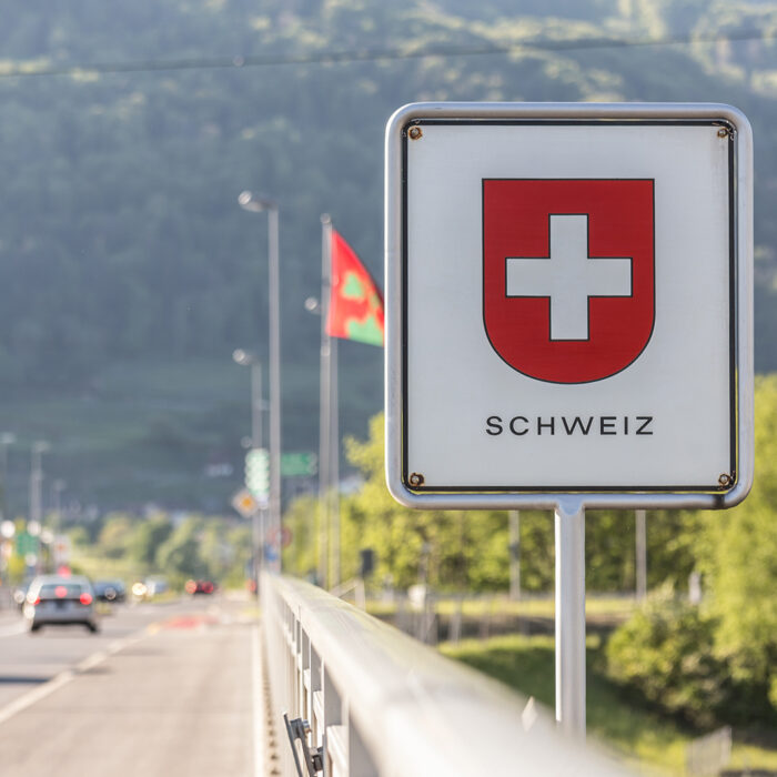 Saloodo! offers transports to and from Switzerland
